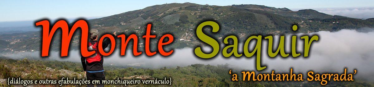 Monte Saquir, a Montanha Sagrada