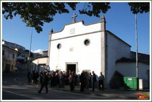 Igreja de Nossa Senhora do Pé da Cruz - Monchique