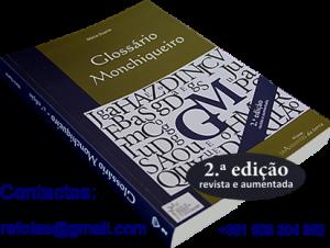 Glossário Monchiqueiro - 2ª edição