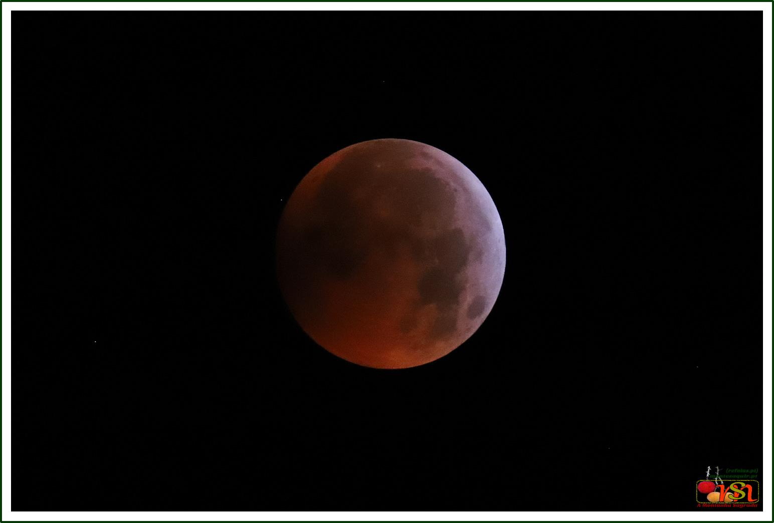 Eclipse Total e Super-Lua-de-Sangue-de-Lobo - 21-01-2019