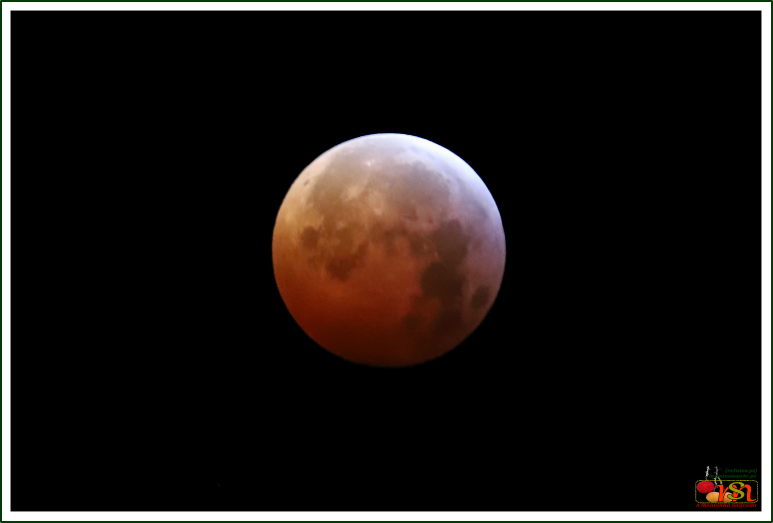 Eclipse Total e Super-Lua-de-Sangue-de-Lobo - 21-01-2019